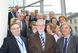 Members of UEMS Endocrinology at their 2015 meeting