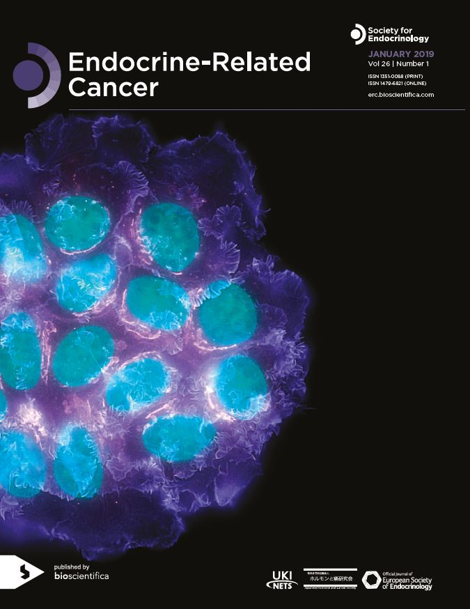 Endocrine-Related Cancer cover