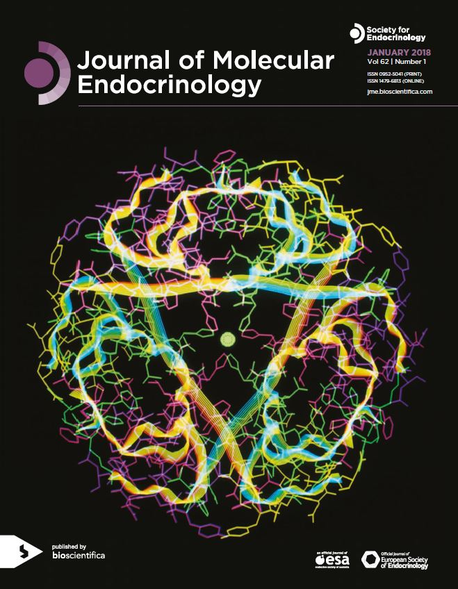 Journal of Molecular Endocrinology cover