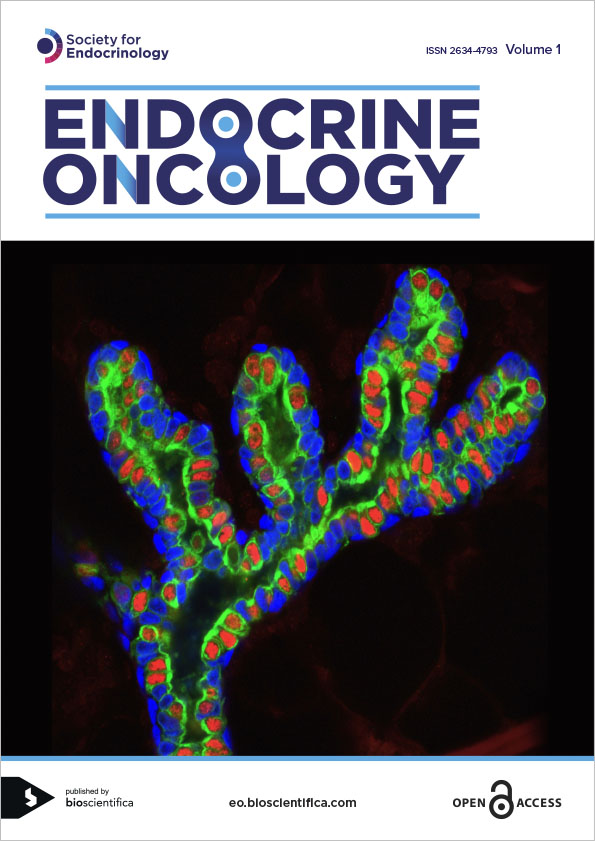 Endocrine Oncology cover